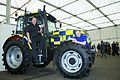 Day 190 - West Midlands Police - officers a-tractor attention at farming event (9249086890).jpg