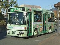 Dazaifu City community bus01.jpg