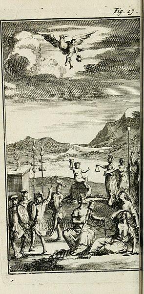 File:De konincklycke triumphe - vertoonende alle de eerpoorten, met desselfs besondere sinne-beelden, en hare beschryvinge, ten getale van in de 60, opgerecht in s' Gravenhage 1691 ter eere van Willem de (14745601564).jpg