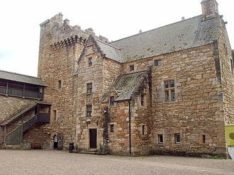 Dean Castle - The palace