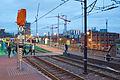 Deansgate-Castlefield Metrolink station in Manchester.jpg