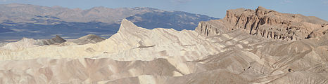 Death Valley view from Zabriskie Point 2013 02.jpg