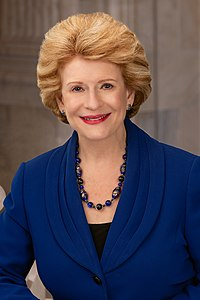 Deborah Stabenow Debbie Stabenow, official photo, 116th Congress.jpg