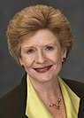 Debbie Stabenow, official portrait 2 (cropped)