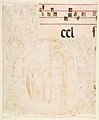 Decorated Initial with Scene of Christ Entering the Temple. MET DP812344.jpg