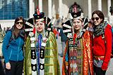 民族衣装祭り