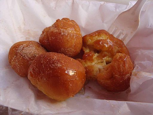 Deep-fried butter at State Fair of Texas 2009a