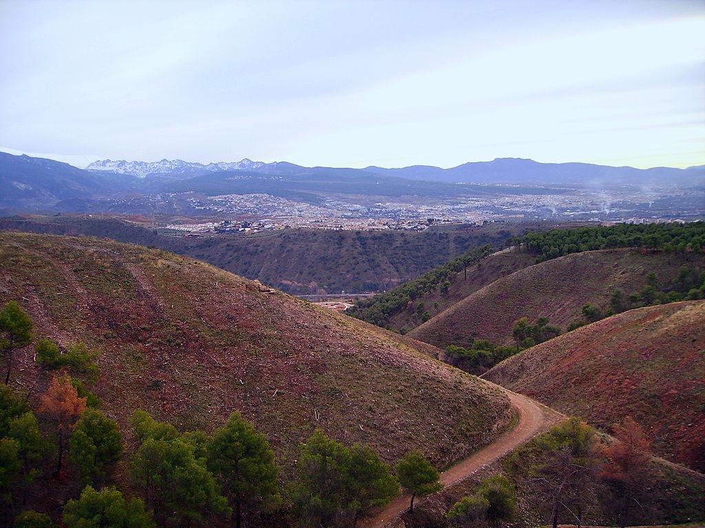 Dehesa del Generalife Park Granada (10)