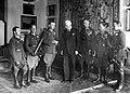 Delegacja 3 Pułku Lotniczego na audiencji u prezydenta RP Ignacego Mościckiego NAC 1-A-1389.jpg