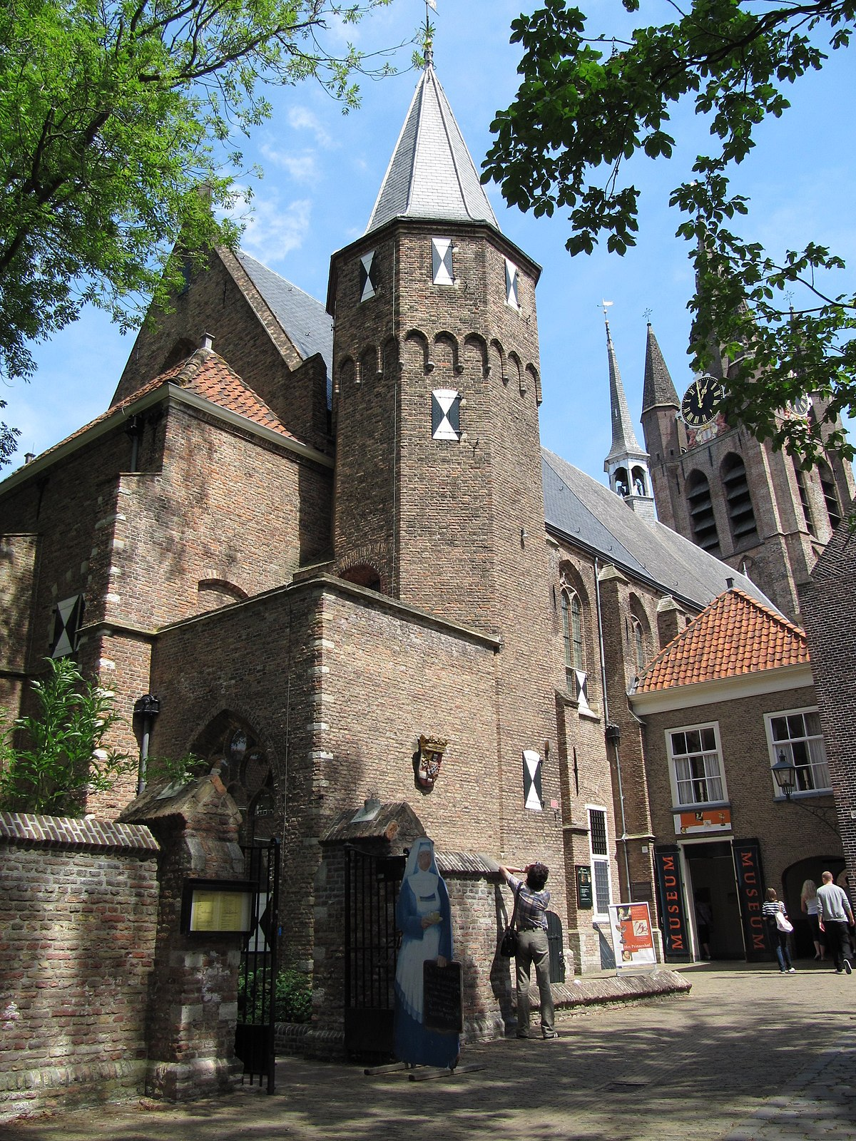Holland And Holland >> Waalse kerk (Delft) - Wikipedia