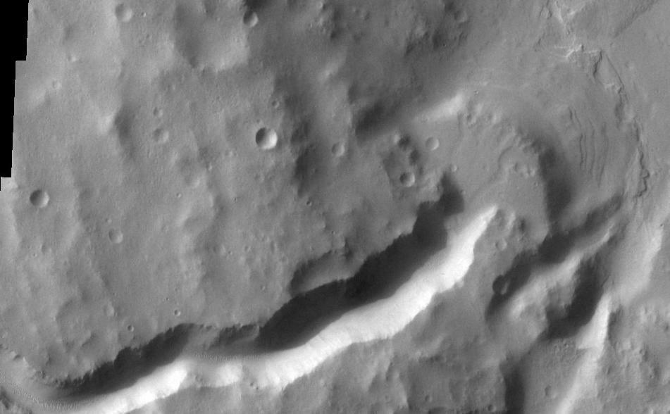 Delta in Lunae Palus