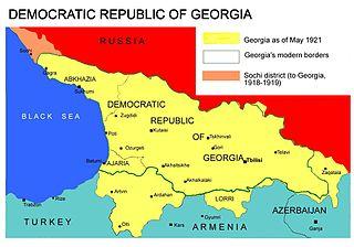 Sochi conflict