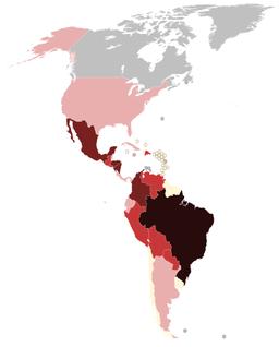 Dengue epidemic 2019-2020 in the Americas