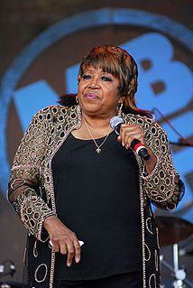 Denise LaSalle American R&B, soul and blues singer, songwriter, and record producer