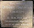 Denkstein Eisenzahnstr 6 (Wilm) Georg Hamburger.jpg