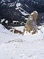 DentCrolles-Rocher Du Midi - Retour au bercail par le pas de l'oeil (pas aussi bien rempli que la photo le laisse penser).jpg