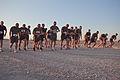 Deployed servicemembers run half marathon in Afghanistan 120520-M-DM345-001.jpg