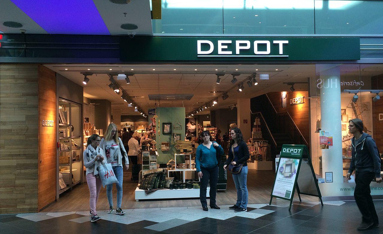 depot wikipedia