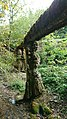 Der kleine Aquädukt mit dem Mühlebach überquert den Bruggbach.jpg