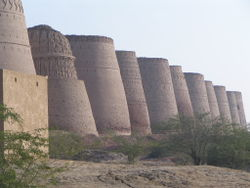 Derawar Fort in Cholistan.