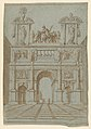 Design for a Triumphal Arch in Perspectival Rendering MET DP857010.jpg