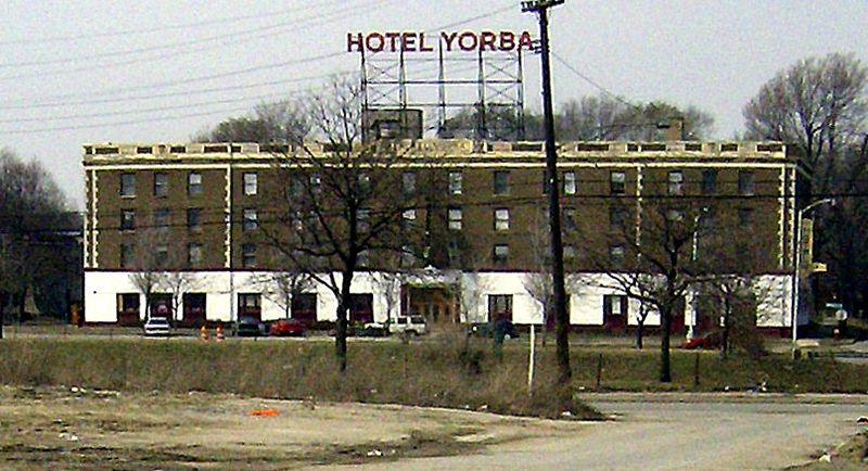 Hotel Yorba The White Stripes