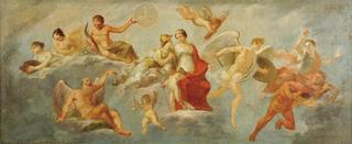 Gods on Olympus