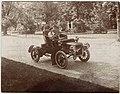 Dexter Brigham behind the wheel of a Cadillac, ca 1909 (MOHAI 7070).jpg