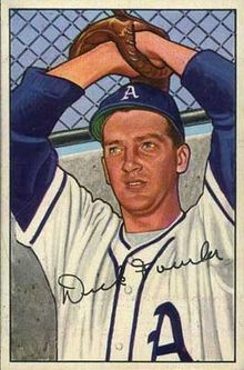 Right! dick fowler no hitter 1945