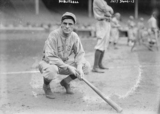 Dick Hoblitzell American baseball player