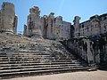 Didyma, Turkey, Temple of Apollon, more stairs.jpg