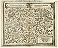 Die dritte Tafel des Rheinstrams innhaltend das Nider Teutschlandt by Sebastian Münster Limburgs Museum L26245.jpg