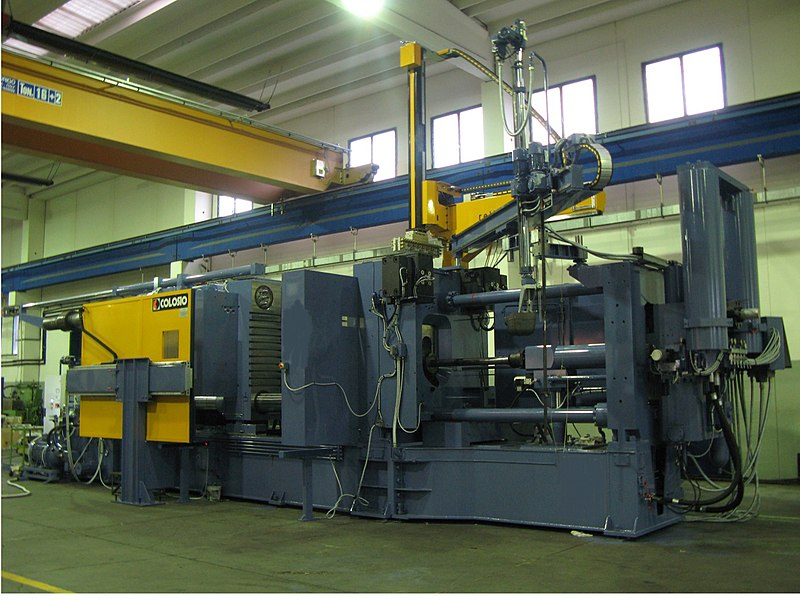 File:Diecasting machine cold chamber.jpg