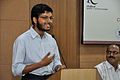 Diganta Mukhopadhyay Speaks - Opening Session - Hacking Space - Science City - Kolkata 2016-03-29 2661.JPG