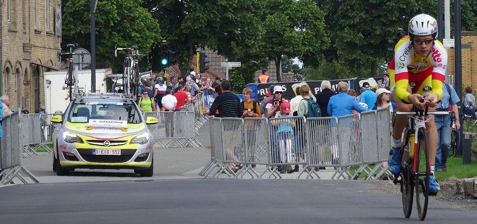 Diksmuide - Ronde van België, etappe 3, individuele tijdrit, 30 mei 2014 (B041).JPG