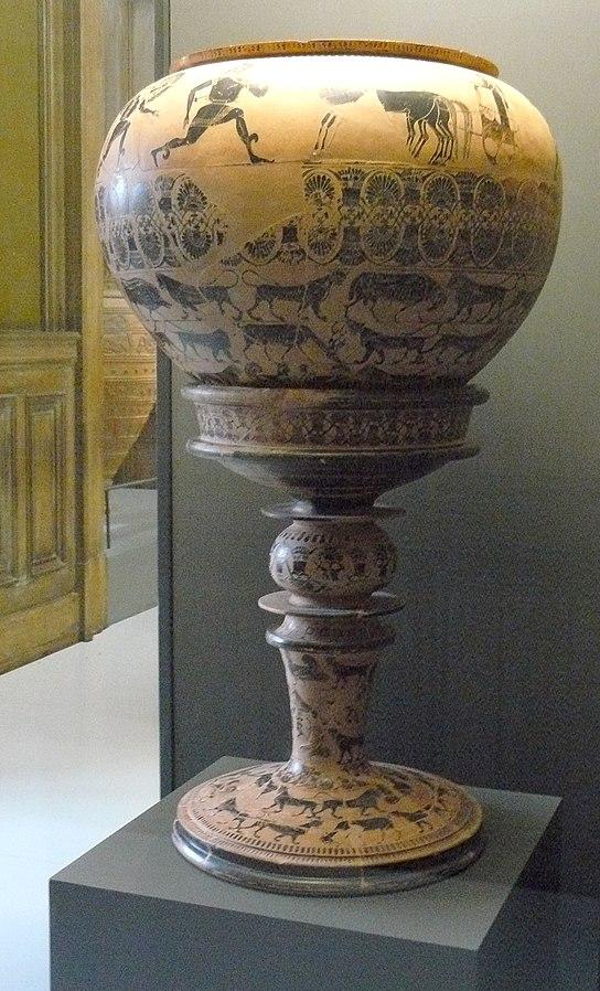 Dinos of the Gorgon Painter