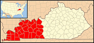 Roman Catholic Diocese of Owensboro - Image: Diocese of Owensboro