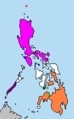 Distribution Crocidura Philippines.PNG