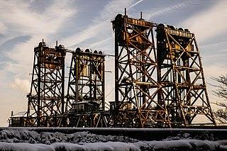 Dock Bridge United States historic place