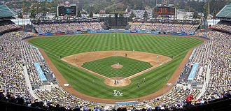 Walter O'Malley - Dodger Stadium (May 2007)