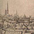 Dom, Johannis, Ostertor, Braut 1603 Dilich XV.jpg