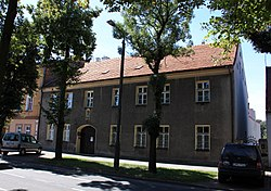Dom zakonny ss. służebniczek Mogilno AW
