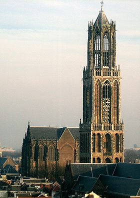 Image illustrative de l'article Cathédrale Saint-Martin d'Utrecht