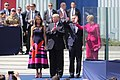 Donald Trump Melania Trump Andrzej Duda Agata Kornhauser-Duda in Warsaw in Poland.jpg