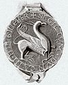 A 19th century reproduction of an impression of Donnchadh's seal