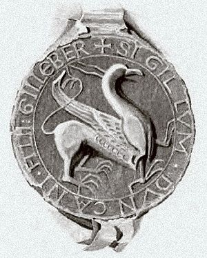 Earl of Carrick - Image: Donnchadh mac Gille Brighdhe Seal