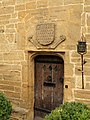 Door and panel, Court House, Martock - geograph.org.uk - 1208315.jpg
