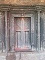 Door of krishna mandir of Panauti.jpg