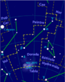 Dorado constellation map-fr.png