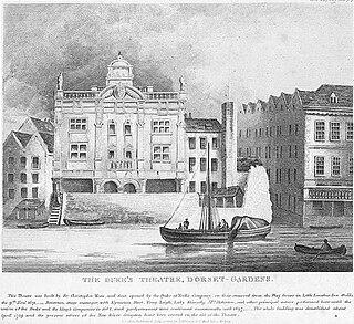 theatre company in 17th-century London